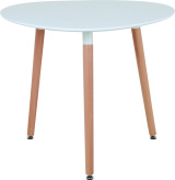 TABLE TRIANGULAIRE TABL4017BL90